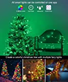 Fairy Lights with App, MINGER App controlled Led
