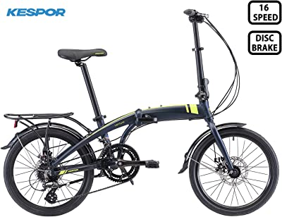 KESPOR Venture Folding Bike