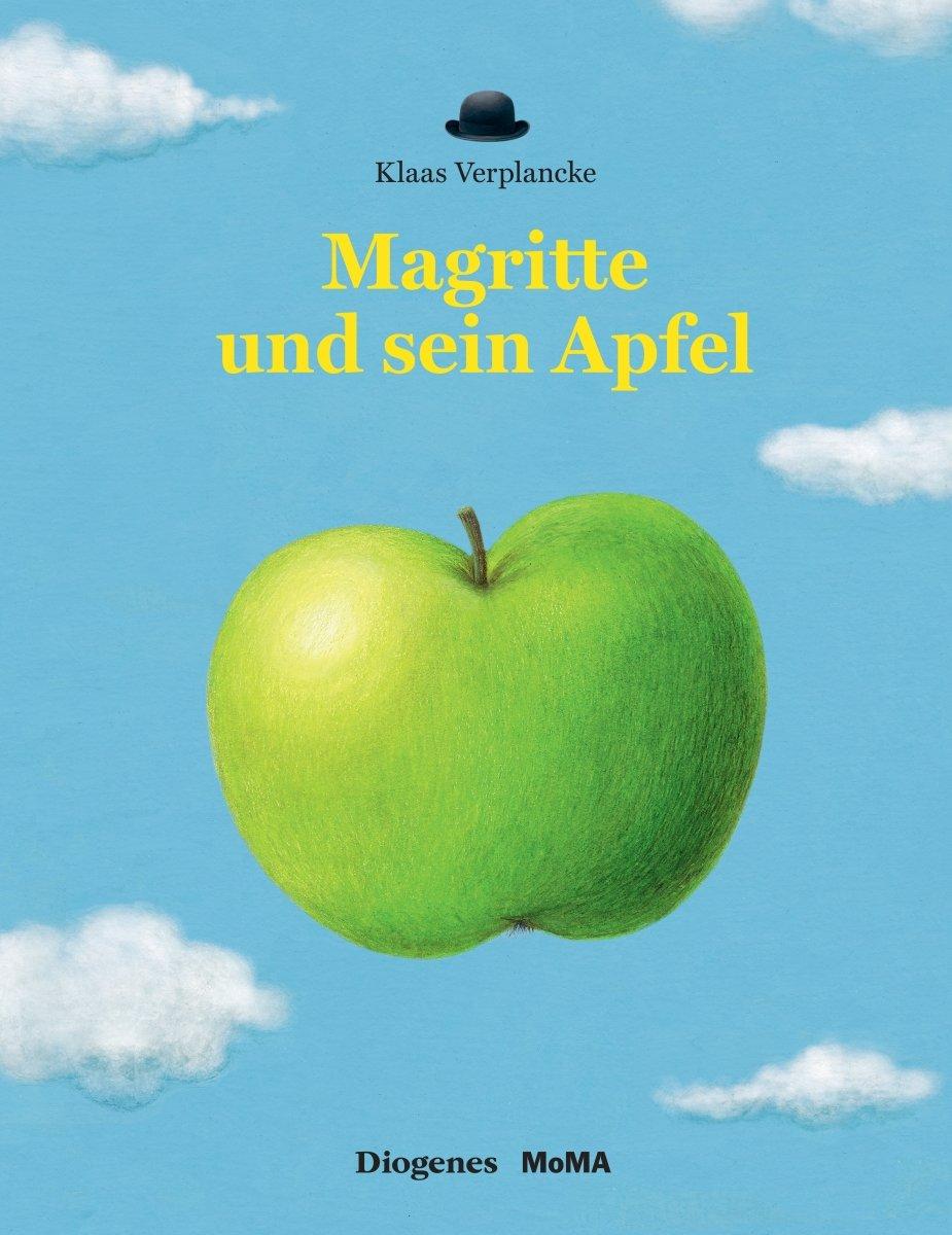 Magritte und sein Apfel (Kinderbücher)