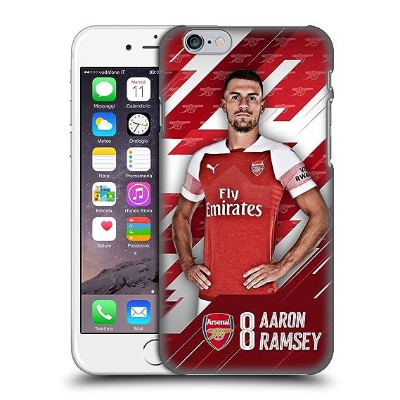 Calendario Arsenal.Amazon Com Official Arsenal Fc Aaron Ramsey 2018 19 First