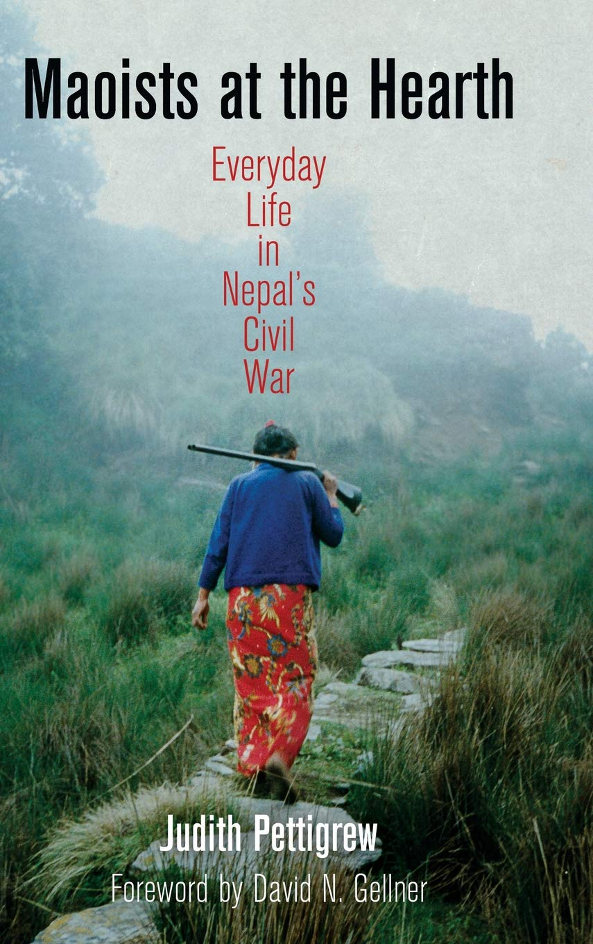 Download Maoists at the Hearth: Everyday Life in Nepal's Civil War (The Ethnography of Political Violence) ebook