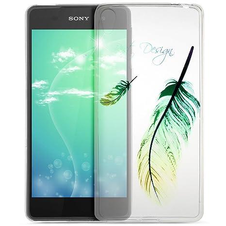 Funda Sony Xperia E5, Carcasa Sony Xperia E5, ikasus [Ultra ...