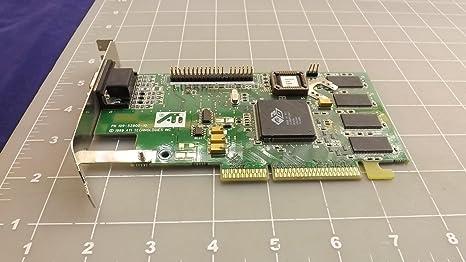 ATI 109 - 52800 - 10 Rage AGP tarjeta de video: Amazon.es ...