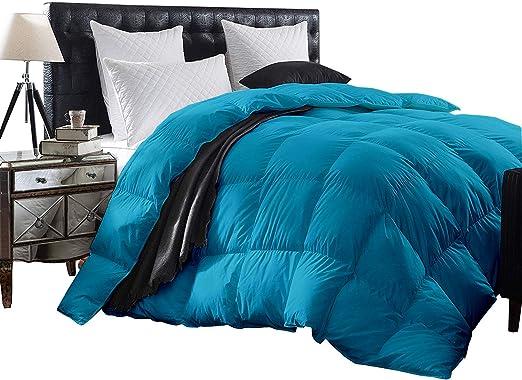 Amazon.com: Turquish Goose Down Comforter  Oversized King Size 116