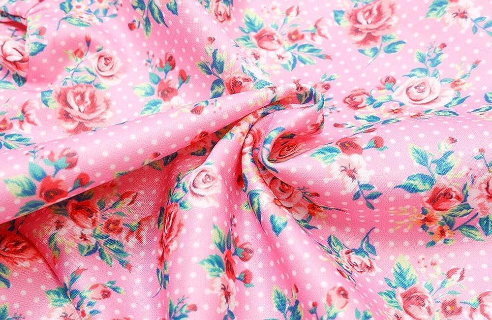 kaiCran Girls Kids Toddler Hooded Coat Jacket Outwear Long Sleeve Floral Zipper Jacket Size 2-8 Years