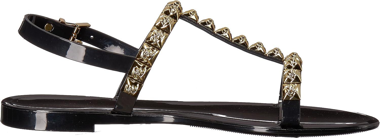 Stuart Weitzman Womens JELROSE Flat Sandal