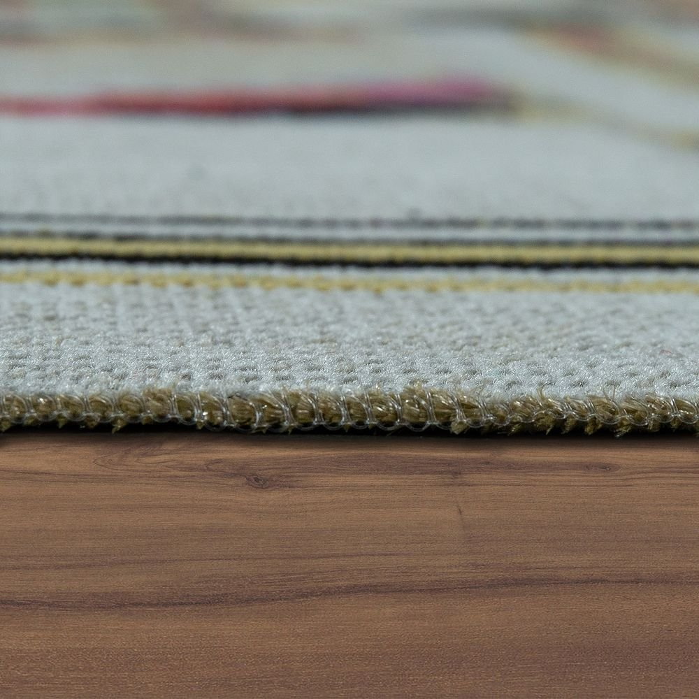 Paco Home In- & Outdoor Teppich Modern Ethno Muster Muster Muster Terrassen Teppich Wetterfest Bunt, Grösse 160x220 cm B07D4H1B2F Teppiche & Lufer d1b45b
