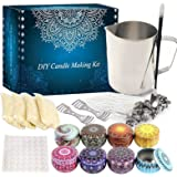PMCDS2G Candle Making Kit with Beeswax