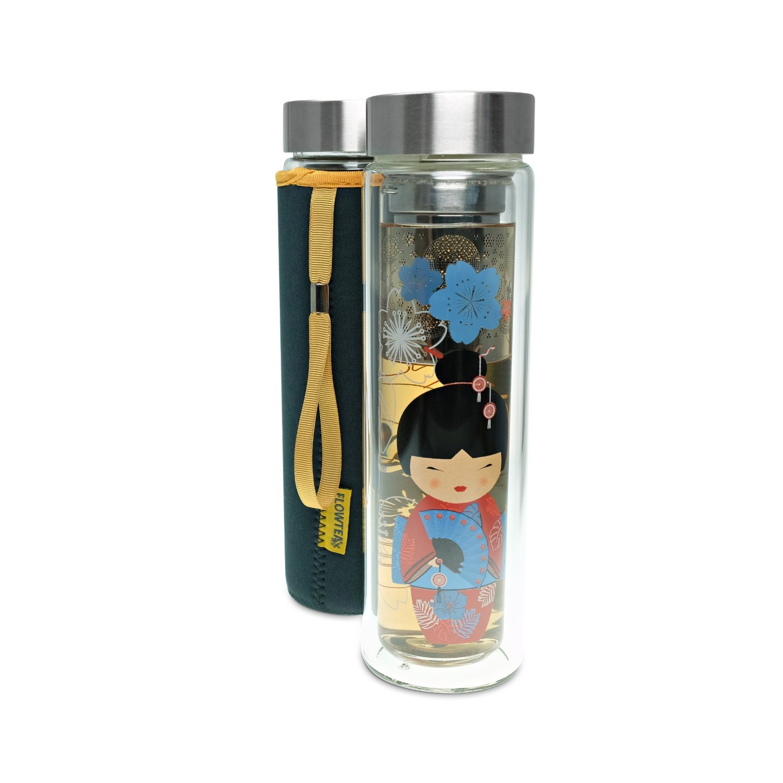 Flowtea /® th/éi/ère red little geisha 400 ml 350