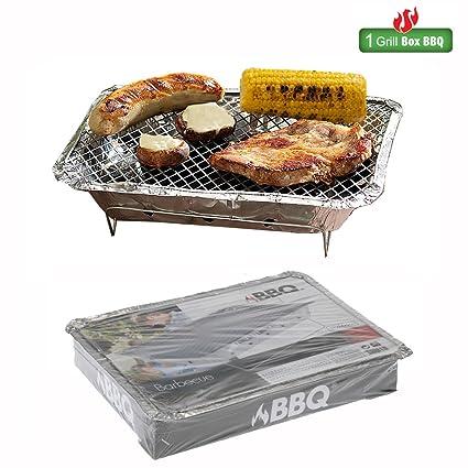 Equipo para BBQ - Barbacoa Accesorios - Grill Expresar instantáneo carbón barbacoa - Garantía: caliente