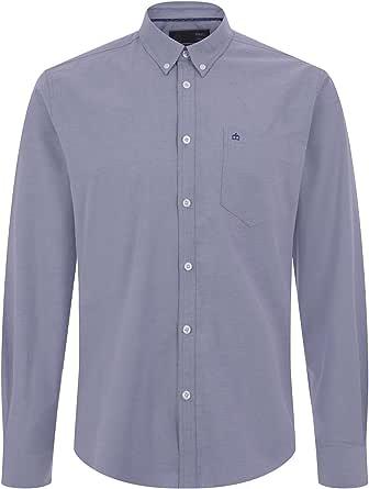 Merc Oval Ls Shirt - Camisa para hombre, talla XL, color BLUE ...