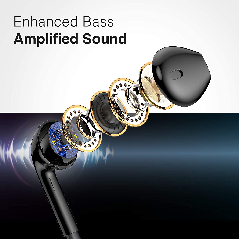 Flix Beetel Tone 200 Wired Earphone