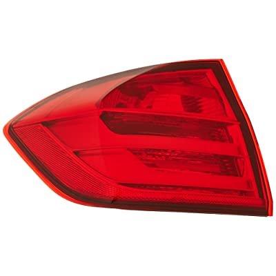TYC 11-6476-00-1 Compatible with BMW Replacement Tail Lamp: Automotive