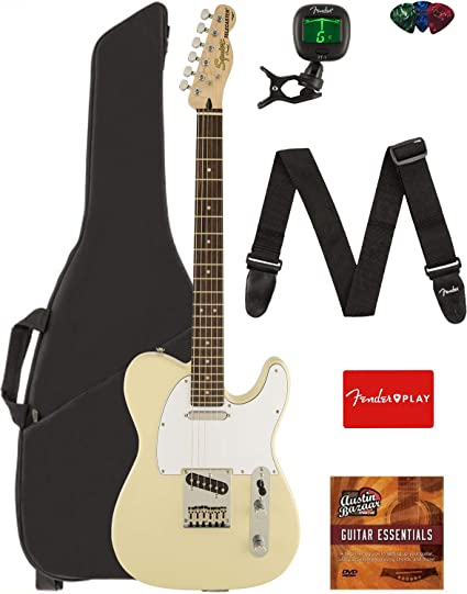 FENDER SQUIER STRAT NECK MAPLE w//INDIAN LAUREL FINGERBOARD ELECTRIC GUITAR ~ NEW