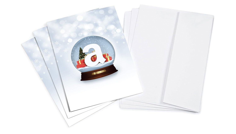 Amazon.de Geschenkgutschein in Grußkarte im Multi-Pack - 3 Gutscheine - mit kostenloser Lieferung am nächsten Tag Amazon EU S.à.r.l.