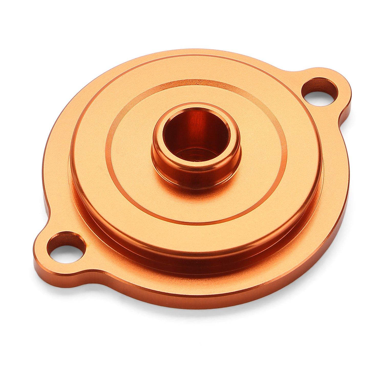 CICMOD CNC Frein Ma/ître-cylindre avant Reservoir Cover pour KTM 125 200 Duke O2