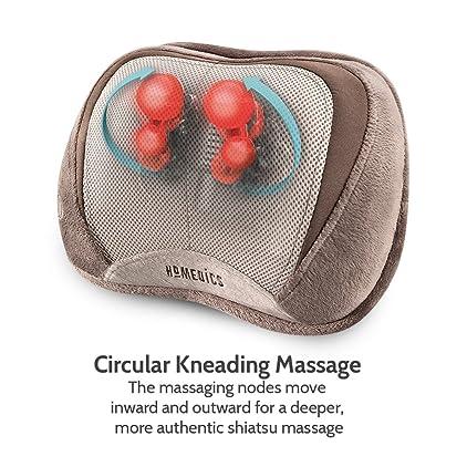 Homedics 3D Shiatsu & Vibration Massage