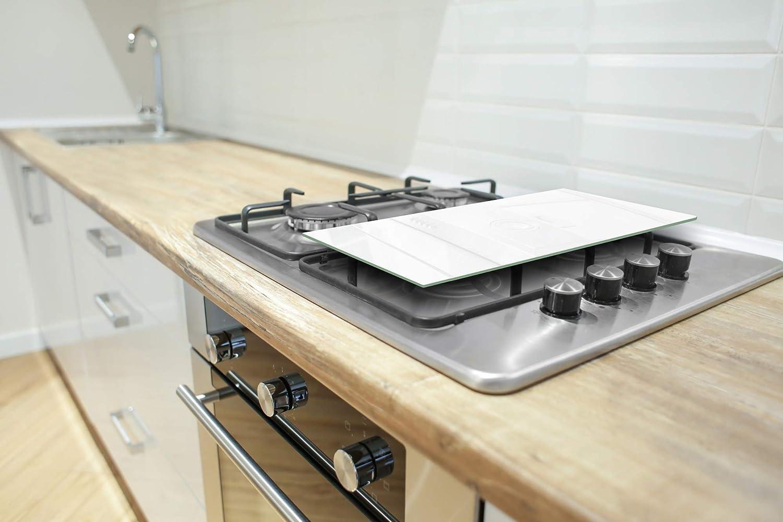 Compra AMZ Decor: 2X Tabla de Corte Universal/Tapa de Cocina ...