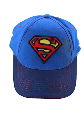 baseball caps for women sports dogs cheap in bulk cap dc comic superman blue kids youth hat