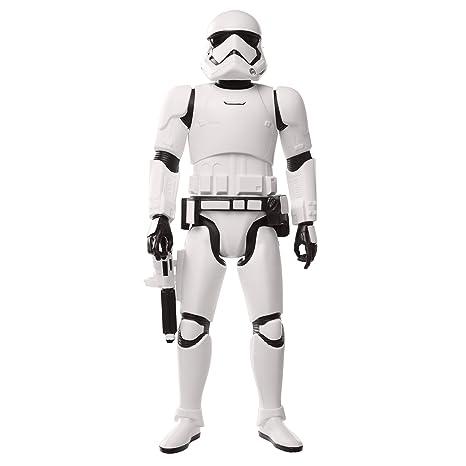 Glop Games- Star Wars Figurina Stormtrooper Primera Orden, Multicolor (Jakks Pacific 6.0)