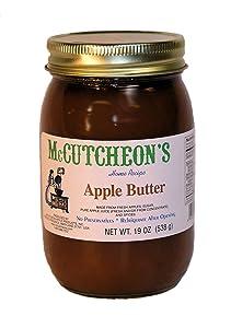 Mccutcheon, Spread Apple Butter, 19 Ounce