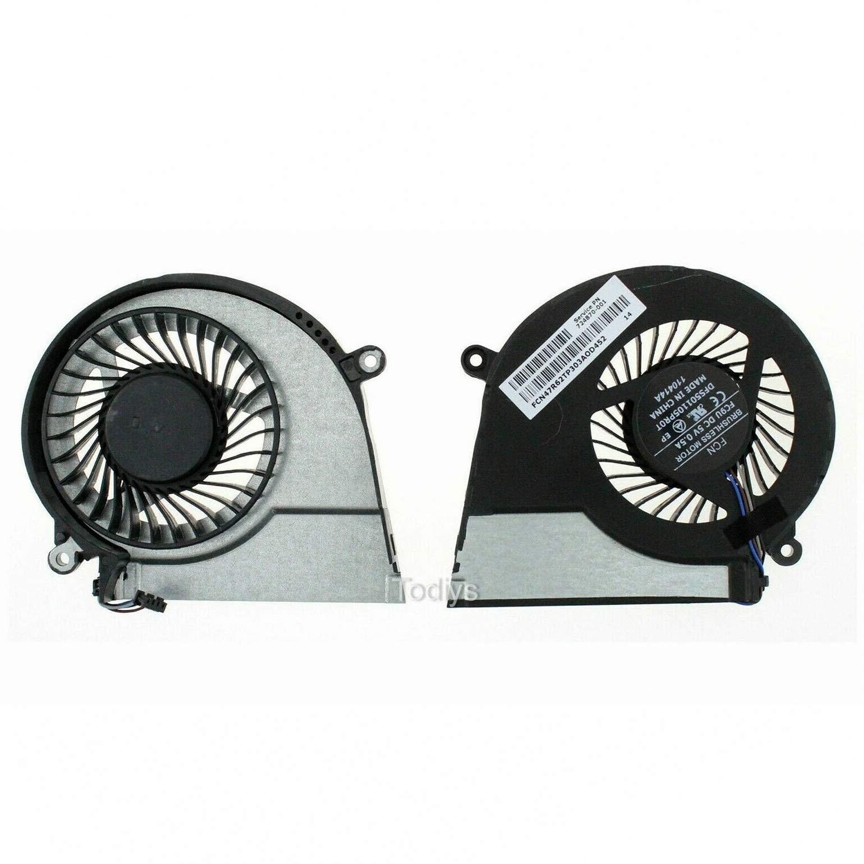 Cooler 724870-001 Para Hp Pavilion 14-e 15-e 17-e Series 15-e015nr 15-e021nr 15-e022nr 15-e030wm 17-e016dx 17-e024nr 17-