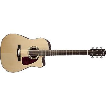 fender beginner acoustic electric guitar cd 140sce natural dreadnought cutaway. Black Bedroom Furniture Sets. Home Design Ideas