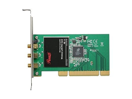 ROSEWILL RNX-N300X WIRELESS PCI ADAPTER RALINK WLAN WINDOWS 7 DRIVER