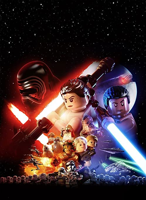 Lego Star Wars Customized 14x19 inch Silk Print Poster Seda ...
