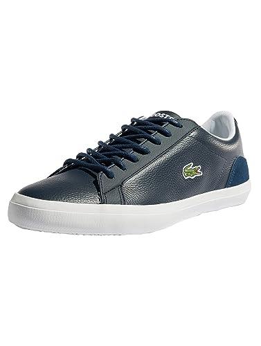 b964391a1283 Lacoste Men s Lerond 318 3 Cam Trainers  Amazon.co.uk  Shoes   Bags