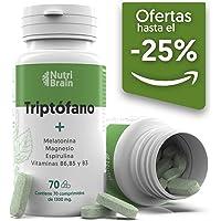 Natural Triptófano con Melatonina y Espirulina   70