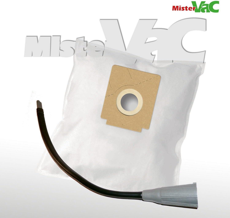 10 x Bolsas de aspiradora + Flex Boquilla Adecuado Solac A 401, A401 E2 Atomic Ant: Amazon.es: Hogar