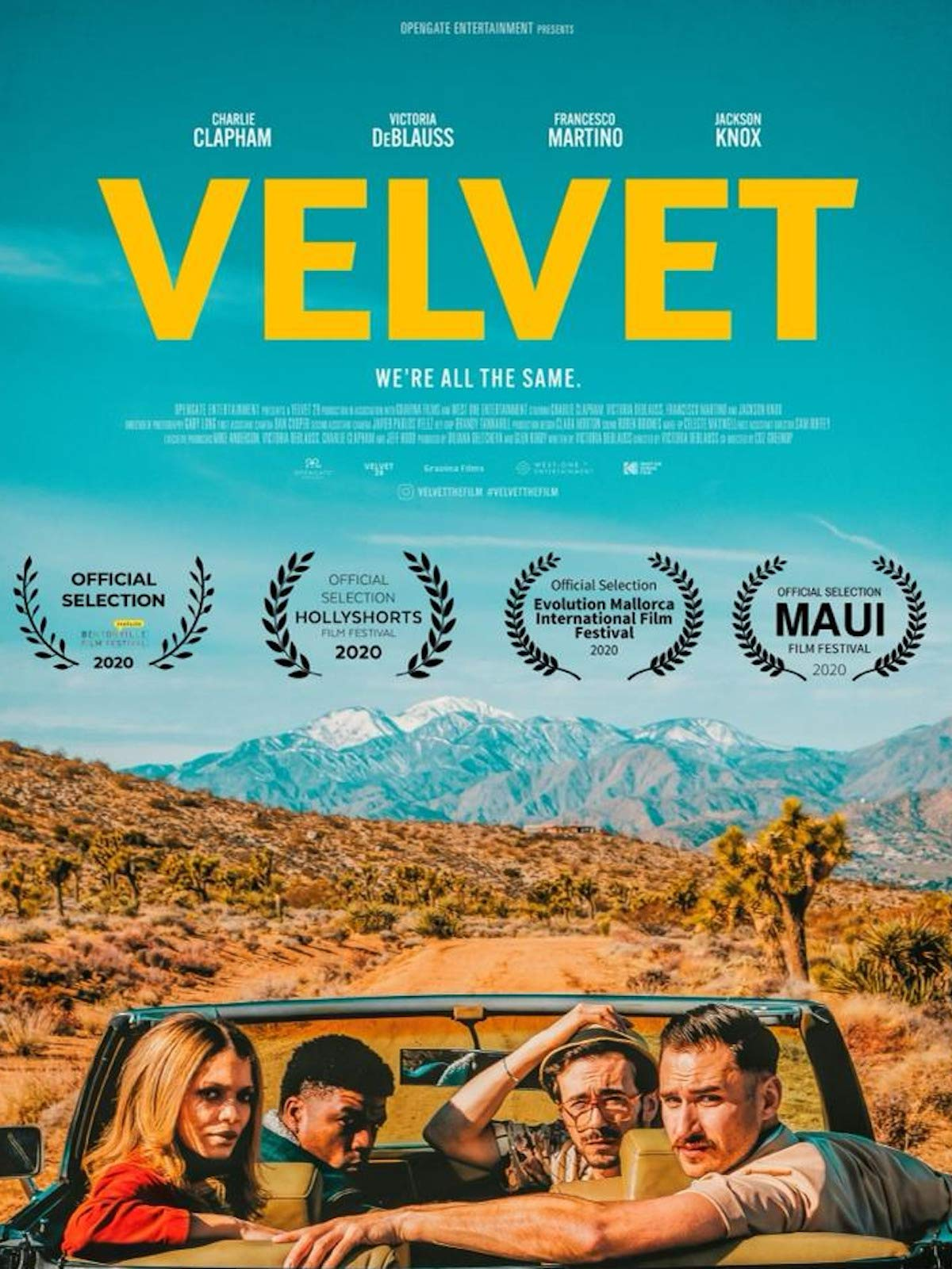 Velvet on Amazon Prime Video UK