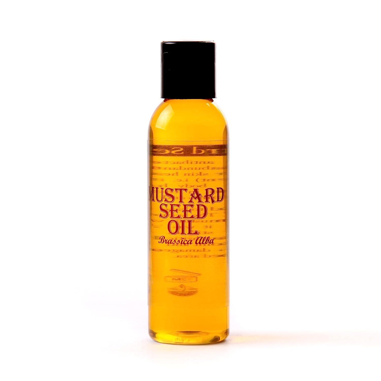 Mystic Moments | Mustard Carrier Oil - 250ml - 100% Pure OVMUST250