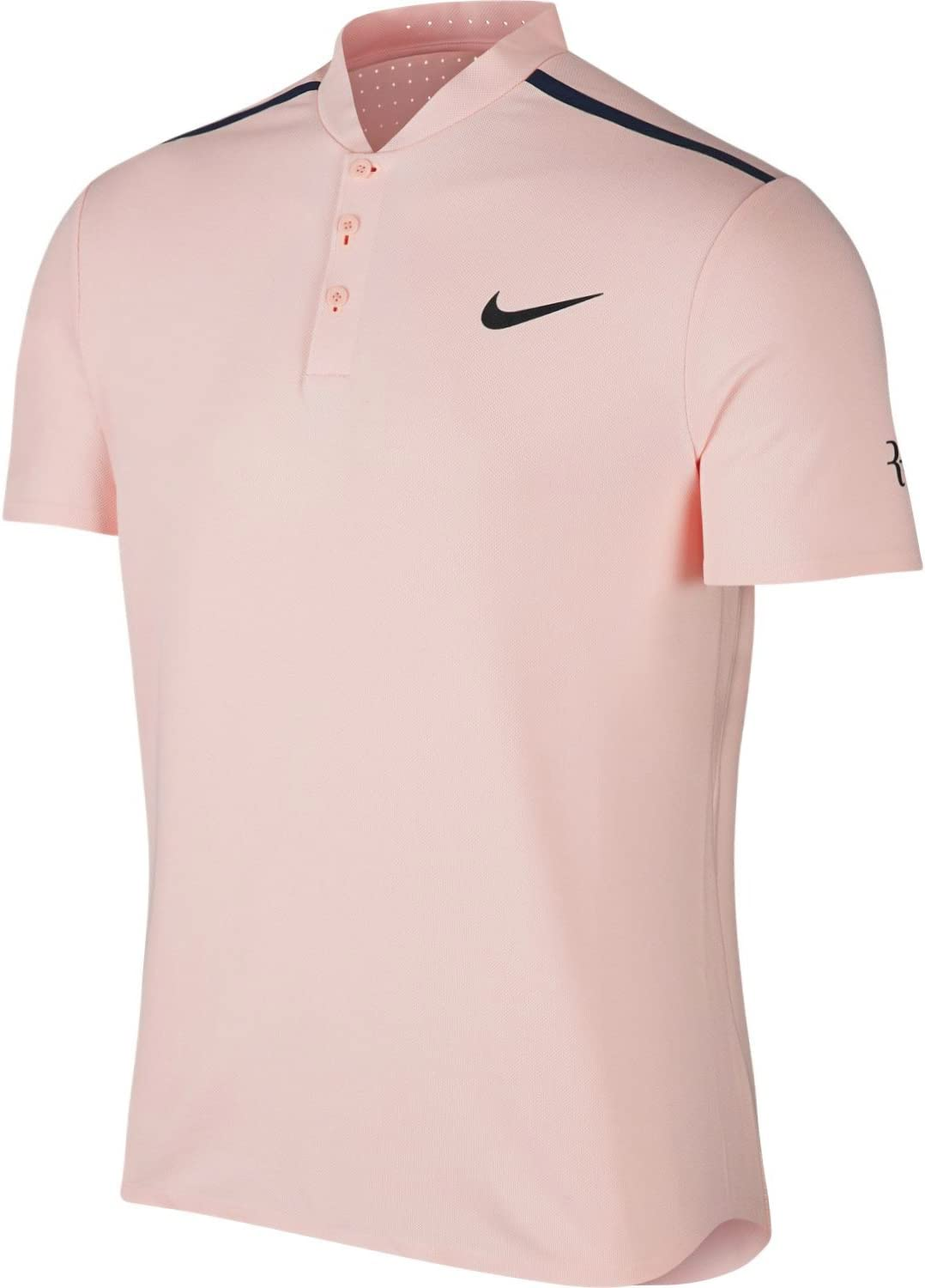 Polo Nike Advantage Federer Automne 2017 - S: Amazon.es: Deportes ...