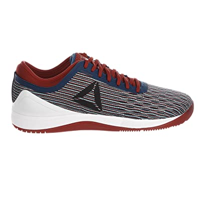Reebok Crossfit Nano 8.0 Shoe - Mens Crossfit 11 Red/Dark Royal/White