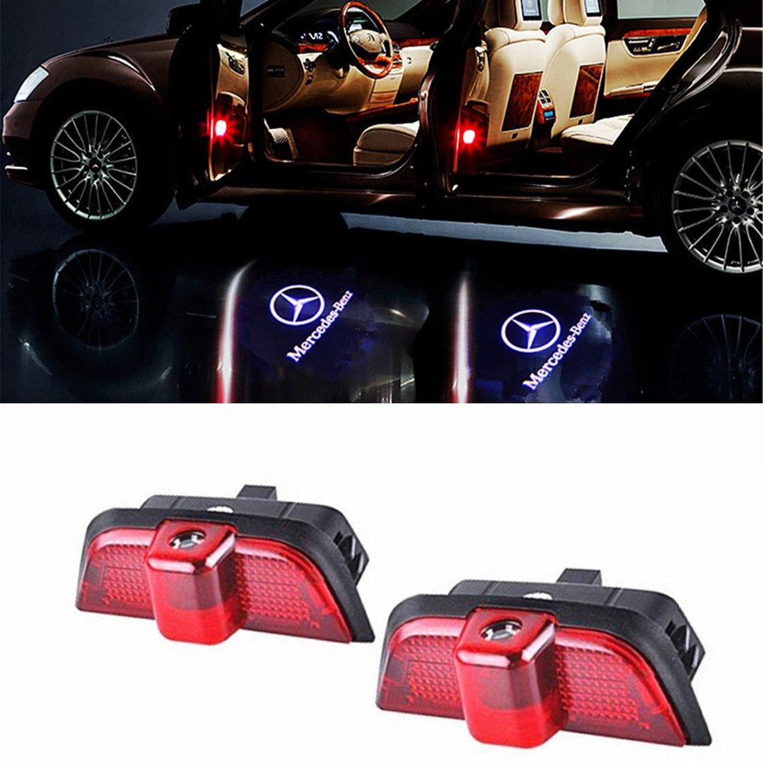 Einstiegsbeleuchtung Door Licht Laser Projektor Logo fü r A3 A4 A5 A6 A8 Q5 Q7 TT R8 A4L A6L A8L WFB WFB 88