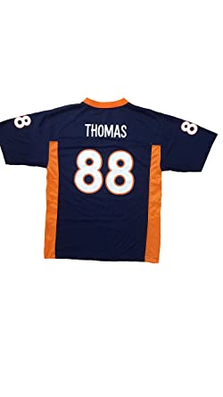Demaryius Thomas Denver Broncos Navy Blue Youth NFL Mid Tier Alternate  Jersey (Large 14  2f2d20750