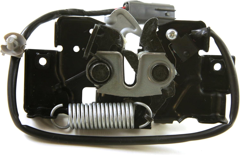 Genuine Mazda Mazda Parts GS3L-56-620 Hood Latch