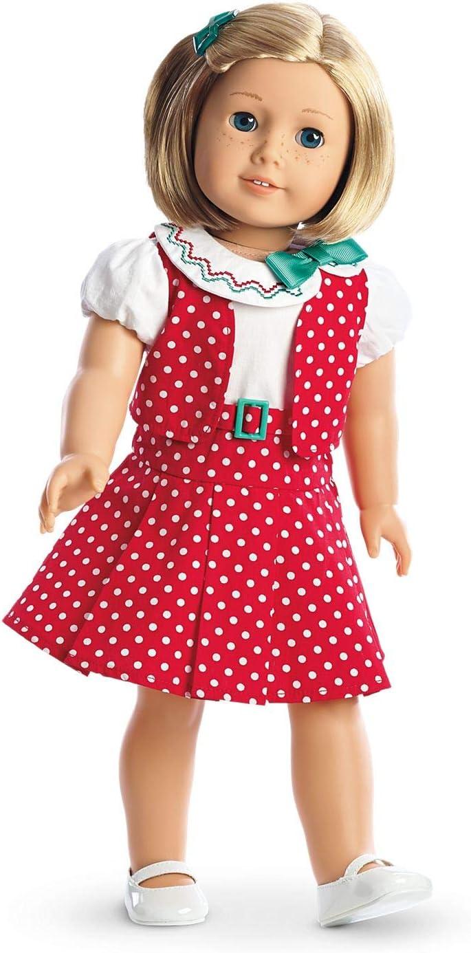 Amazon Com American Girl Kit Kittredge 2016 Special Edition Mini Doll Toys Games