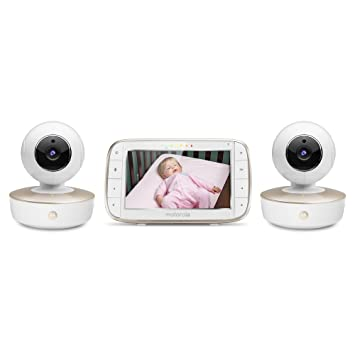 bd773fb0efe28 Image Unavailable. Image not available for. Color  Motorola MBP50-G2 Video  Baby Monitor ...