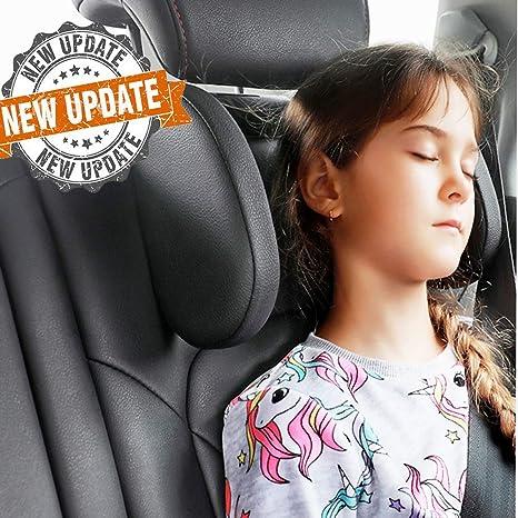 Amazon.com: Reposacabezas de asiento de coche de gran ...