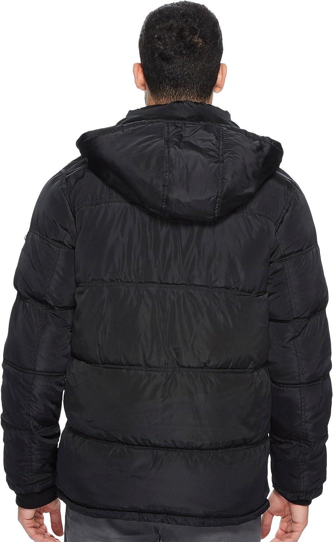 yibiyuan Mens Outdoor Winter Fleece Lined Hoodies Jackets Zip Warm Thick Coats