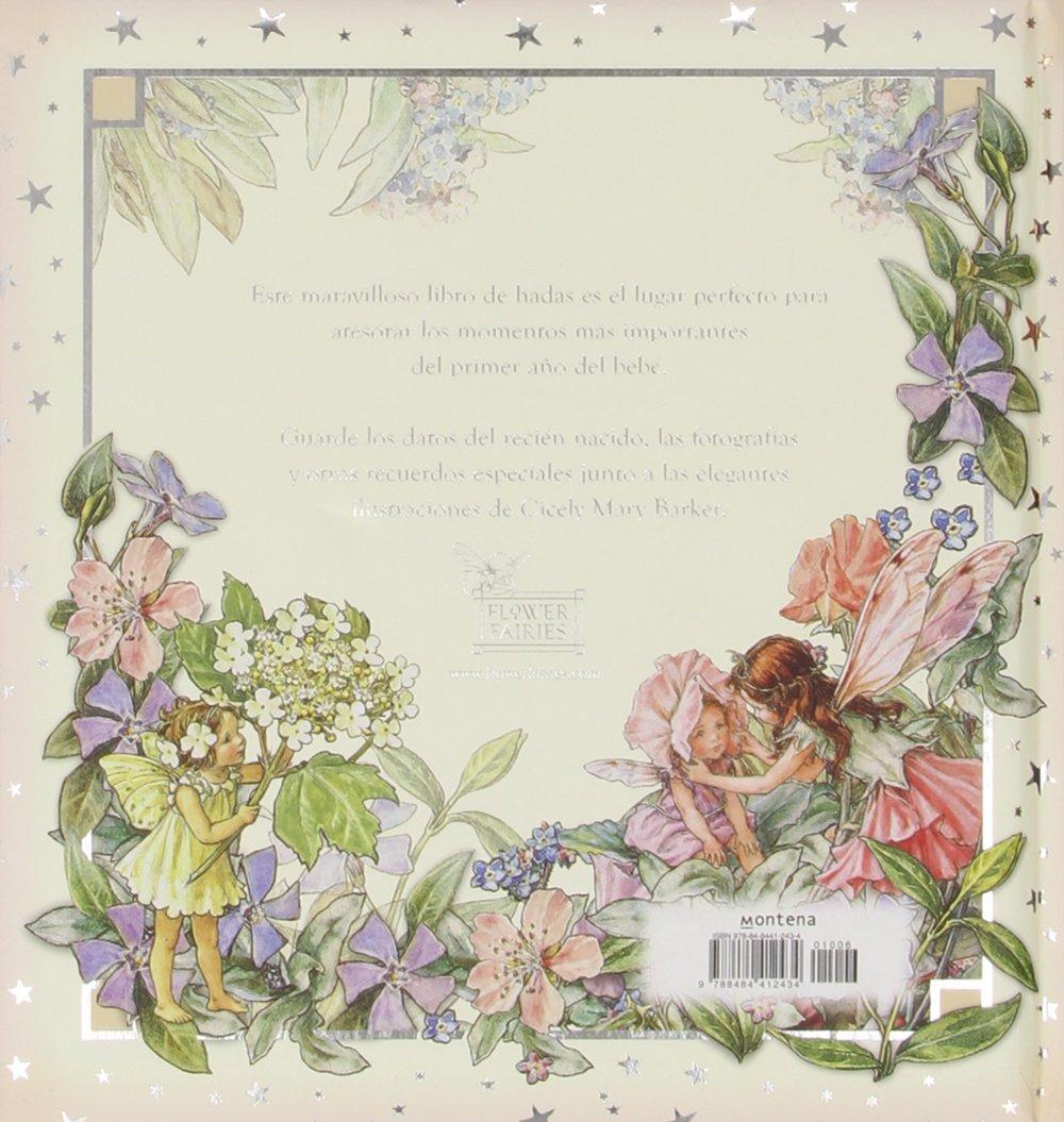 Amazon.com: El Libro De Mi Bebe/ My Babys Book (Hadas Flor ...