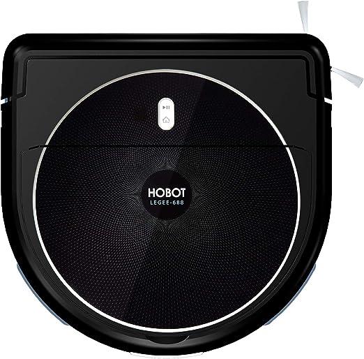 Hoobot LEGEE 688-Robots - Aspirador y limpiadores con Sistema de ...