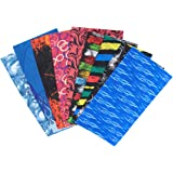 Minkissy 9pcs Multifunctional Headbands, Sport Headwear Bandana Elastic Magic Headwear Outdoor Bandana Scarf for Men…