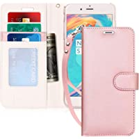 FYY iPhone 7 Plus / 8 Plus Leather Wallet Case