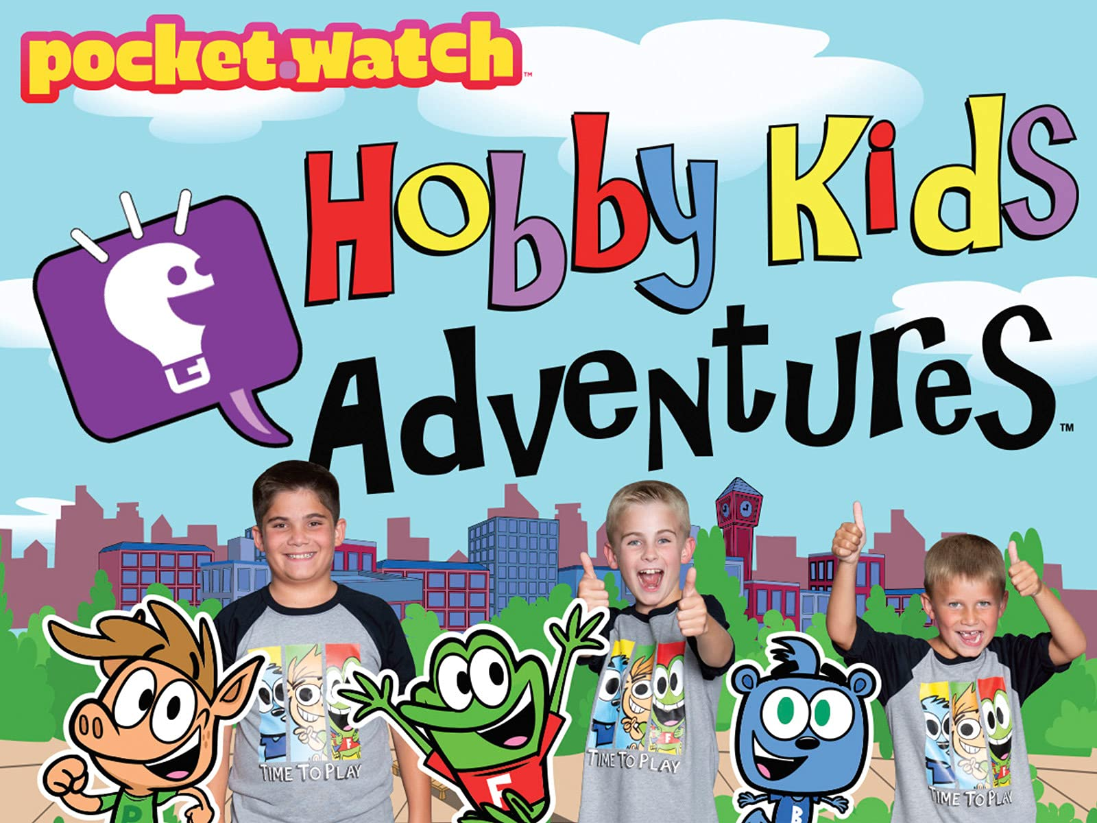 HobbyKids Adventures by pocket.watch: The Complete Collection
