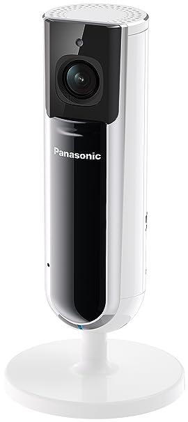 Panasonic KX-HNC800EXW - Cámara de vigilancia doméstica Individual o para el Kit Smart Home