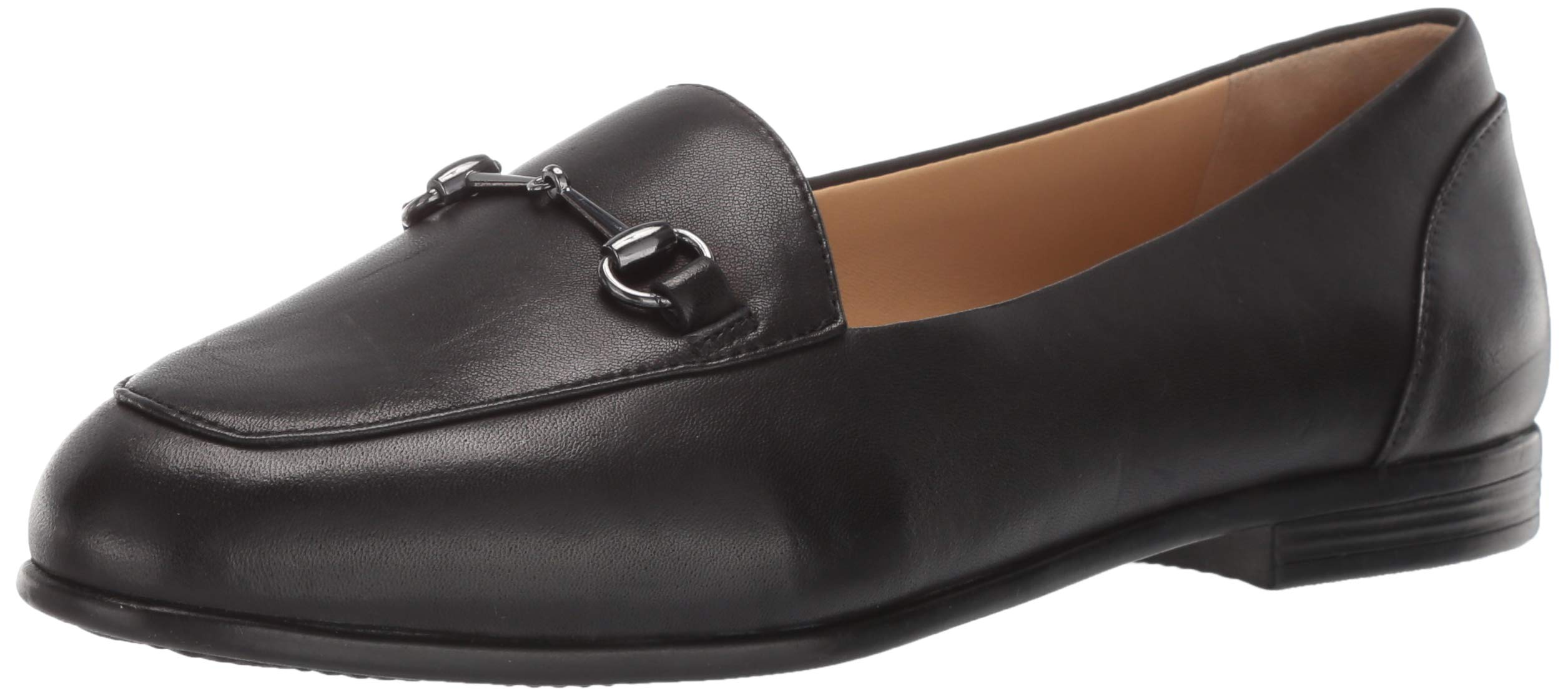 Trotters Women's Anice Penny Loafer, Black, 12.0 W US by Trotters